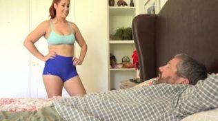 Kocasının Gözleri Önünde Zenci Hocasıyla Sevişti